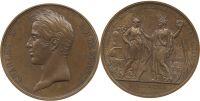 Frankreich - France Medaille Medaille 1827