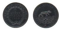Anhalt-Bernburg 1/6 Taler 1/6 Taler 1862 A