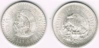 Mexico 5 Pesos 1948 Vorzüglich, Kl. randfehler Mexico 1948, 5 Pesos, &qu... 25,00 EUR  +  9,00 EUR shipping