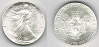 USA 1 Dollar 1986 Stempelglanz USA, american eagle, 1 ounce fine silver,... 24,00 EUR  +  9,00 EUR shipping