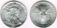 USA 1 Dollar 1987 Stempelglanz USA, american eagle, 1 ounce fine silver,... 20,00 EUR  +  7,00 EUR shipping