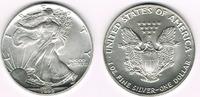 USA 1 Dollar 1987 Stempelglanz USA, american eagle, 1 ounce fine silver,... 22,00 EUR  +  9,00 EUR shipping