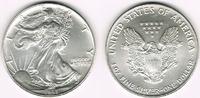 USA 1 Dollar 1993 Stempelglanz USA, american eagle, 1 ounce fine silver,... 24,00 EUR  +  9,00 EUR shipping