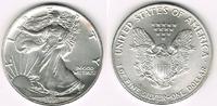 USA 1 Dollar 1991 Stempelglanz USA, american eagle, 1 ounce fine silver,... 22,00 EUR  +  9,00 EUR shipping