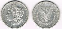 Dollar 1880 S USA usa, morgan dollar 1880 S, like scan! sehr schön  30,00 EUR  +  9,00 EUR shipping