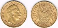 20 Mark 1909 J Deutsches Kaiserreich - Preußen Preußen, 20 Mark 1909 J,... 315,00 EUR  +  11,00 EUR shipping