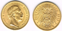 20 Mark 1913 A Deutsches Kaiserreich - Preußen Preußen, 20 Mark 1913 A,... 299,00 EUR  +  11,00 EUR shipping
