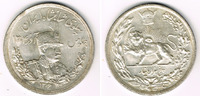 5000 Dinar (5 Kran) 1927 - SH 1306 Iran - Persien Iran - persia, silver... 37,50 EUR  +  9,00 EUR shipping