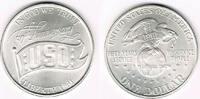 Dollar 1991 USA commemorative silver dollar 1991 '50th anniversary of U... 22,00 EUR  +  9,00 EUR shipping