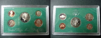 0,91 Dollars 1994 USA USA, official proof set 1994, 1 Cent to 1/2 Dolla... 16,00 EUR  +  7,00 EUR shipping