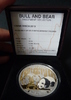 10 Yuan 2013 China china silver panda 2013, partially guilded and color... 89,00 EUR  +  9,00 EUR shipping
