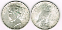 Dollar 1922 USA USA, peace dollar 1922, condition like scan! sehr schön... 21,00 EUR  +  9,00 EUR shipping