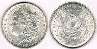 Dollar 1883 O USA usa, morgan dollar 1883 O, like scan! vorzüglich / fa... 32,00 EUR  +  9,00 EUR shipping