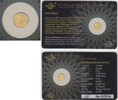 10 Francs 2015 Ruanda Rwanda gold coin 'La Semeuse' 1/200 ounce in card... 12,90 EUR  +  7,00 EUR shipping