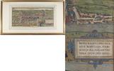 um 1580 Königsberg/Ostpreußen/Kaliningrad Kolorierter Kupferstich aus ... 380,00 EUR