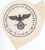 O.J. Drittes Reich/Stendal Siegelmarke / Verschlussmarke / Der Obersta... 6,00 EUR incl. VAT., +  8,00 EUR shipping