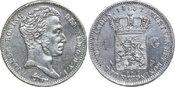 Gulden  Netherlands NETHERLANDS, Willem I ...