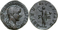 Æ Sestertius 240 - 243 AD Imperial GORDIANUS III, Rome/AETERNITAS vz-  290,00 EUR  +  12,00 EUR shipping