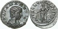 AR Denarius 222 AD Imperial JULIA MAMAEA, Rome/JUNO vz-  60,00 EUR