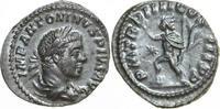 AR Denarius 220 AD Imperial ELAGABALUS, Rome/SOL vz  120,00 EUR