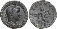 Æ Sestertius 240 - 243 AD Imperial GORDIANUS III, Rome/MARS vz  300,00 EUR free shipping
