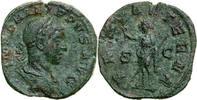 Æ Sestertius 247 AD Imperial PHILIPPUS II, Rome/PAX ss  80,00 EUR