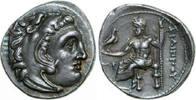 AR Drachm 323 - 319 BC v. Chr. Greece PHILIPPOS III, Sardeis/ZEUS vz  310,00 EUR free shipping