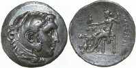 Ancient Greece  188-170 BC VF AEOLIS - TEMNOS, AR Tetradrachm/ZEUS 310,00 EUR 