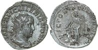 Roman Empire  253-260 AD. gVF VALERIANUS I, AR Antoninianus, Viminacium/... 90,00 EUR 