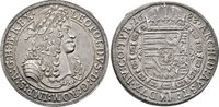 Taler  Austria RÖMISCH DEUTSCHES REICH, LEOPOLD I 1640 Hall   590,00 EUR free shipping