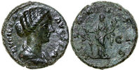 Roman Empire  164-183 AD aEF LUCILLA, Æ As...