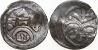 1205 - 1235 AD Hungary ANDRÁS II, AR Obolus/PANTER vz-  180,00 EUR  +  12,00 EUR shipping