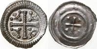 AR Denar 1116 - 1131 AD Hungary ISTVAN II (Anonymous)/CROSS vz  60,00 EUR