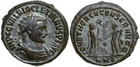 Roman Empire  284-305 AD. aEF DIOCLETIANUS, Antoninianus, Antioch/PRESEN... 30,00 EUR 