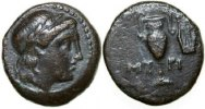 Ancient Greece SCARCE!! 200-100 BC. VF AEO...