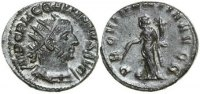 Roman Empire  253-268 AD. aEF GALLIENUS, A...