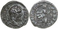 Roman Empire  193-211 AD. aEF SEPTIMIUS SE...