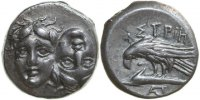 Ancient Greece DECEMBER SALES DISCOUNT!! THRACE - ISTROS, AR Stater/EAGLE & DOLPHIN