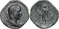 251 Imperial TREBONIANUS GALLUS, Æ Sester...