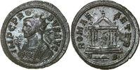 Antoninianus 277 - 280 AD Imperial PROBUS, Rome/TEMPLE   80,00 EUR