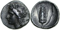 Ancient Greece  290-280 BC. gVF LUCANIA - ...