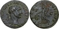 Imperial Æ As TRAJANUS, Rome/VICTORY