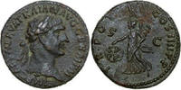 Æ As 101 - 102 AD Imperial TRAJANUS, Rome/VICTORY vz-  150,00 EUR  +  12,00 EUR shipping