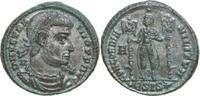 Æ Centenionalis 350 AD Imperial VETRANIO, Sisica/STANDARDS vz  380,00 EUR free shipping