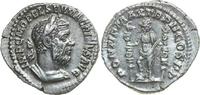 AR Denarius 217 AD Imperial MACRINUS, Rome/FIDES vz  380,00 EUR free shipping