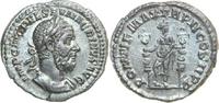 AR Denarius 217 AD Imperial MACRINUS, Rome/FIDES vz  340,00 EUR free shipping
