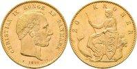 20 Kroner 1890 Denmark DENMARK, Christian IX 1890 GOLD   390,00 EUR free shipping