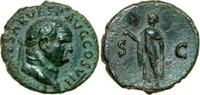 Æ As 76 AD Imperial VESPASIANUS, Rome/SPES ss  180,00 EUR  +  12,00 EUR shipping