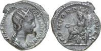 AR Denarius 225 - 227 AD Imperial ORBIANA, Rome/CONCORDIA   280,00 EUR  +  12,00 EUR shipping