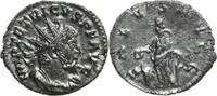 Antoninianus 270 - 273 AD Imperial TETRICUS I, Cologne/SALUS vz  40,00 EUR36,00 EUR  +  12,00 EUR shipping